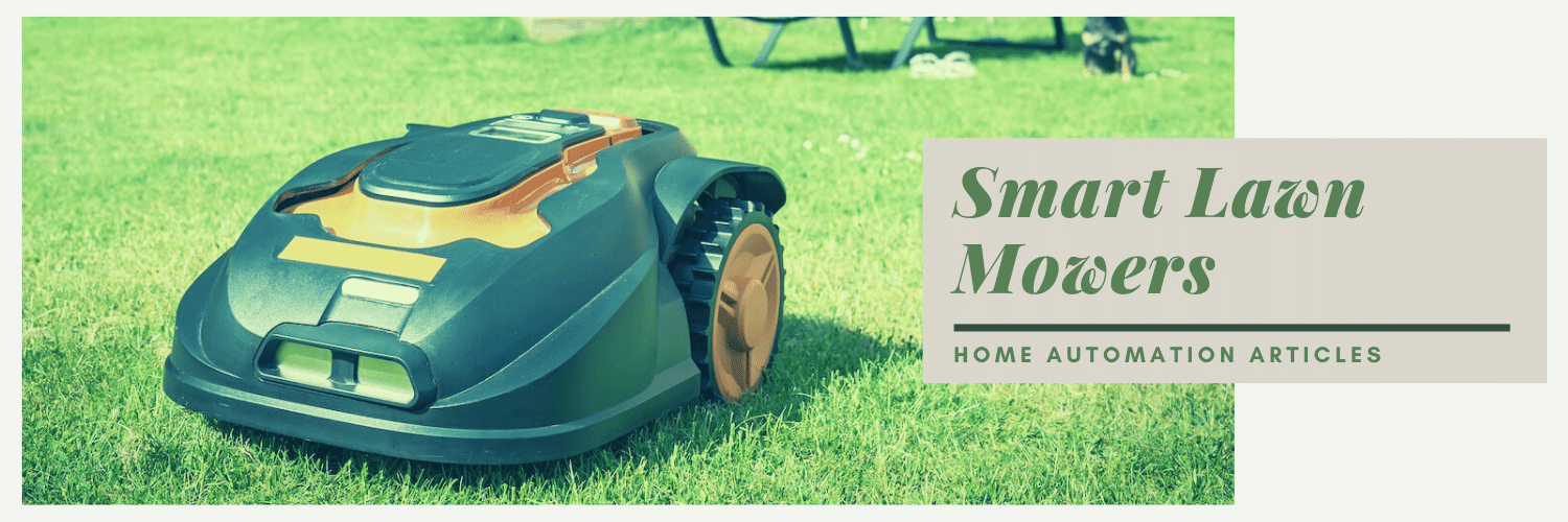 smart lawn mower featured